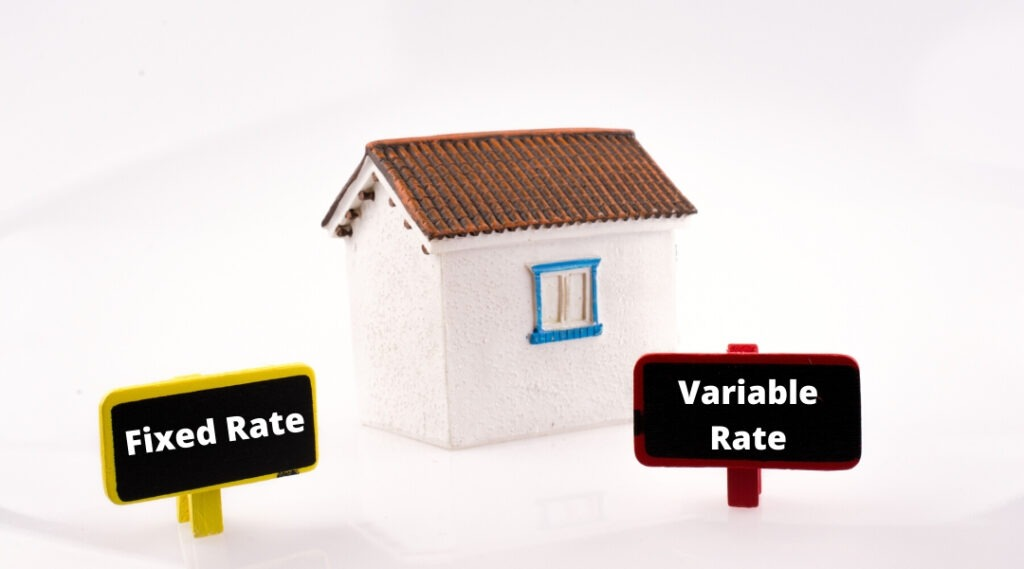 Fixed Rate vs variable rate